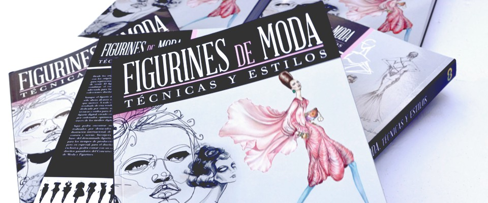 Libros Figurines de Moda - Editorial ANAYA